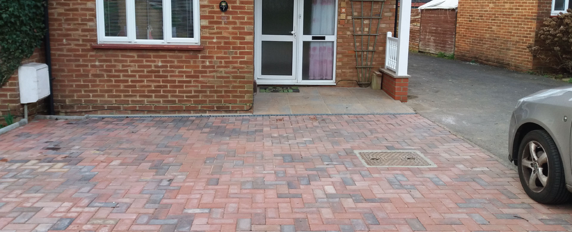 After Image Driveway, Enfield, EN3
