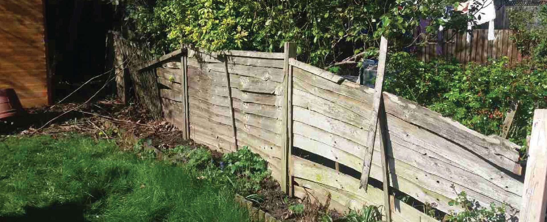 Before Image Fencing, Park Royal, NW10